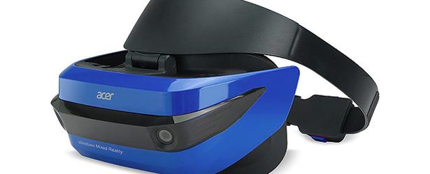 Acer & HP Lanciano Il Mixed Reality Per Windows