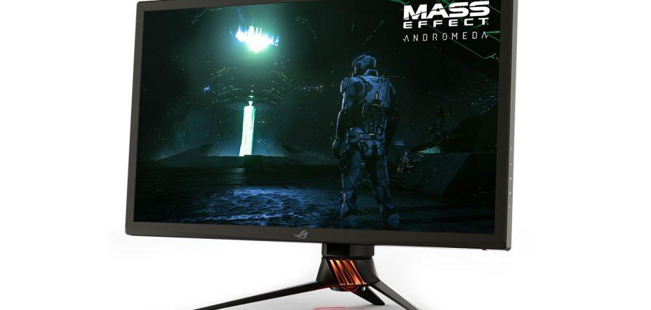 ASUS ROG Swift PG27UQ il primo monitor 4K 144Hz IPS GSYNC e HDR