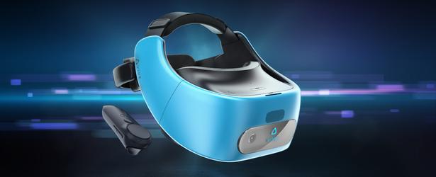 Svelata la Piattaforma Vive Wave e l'Headset Vive Focus