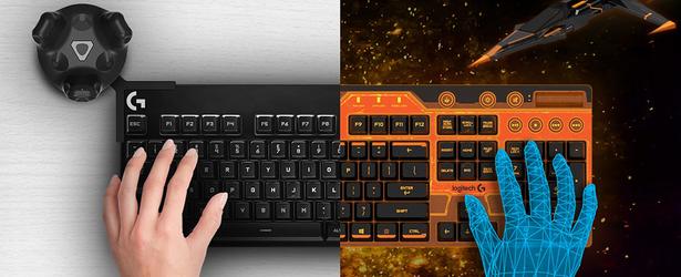 Nuovo Accessorio Della Logitech Per La Virtual Keyboard