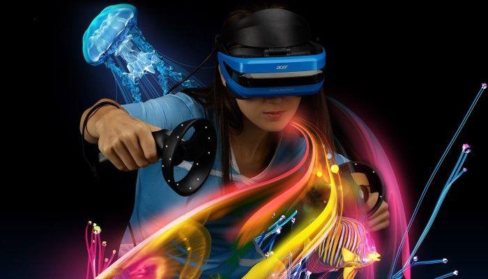 Acer Windows Mixed Reality - Un Approccio Economico alla VR