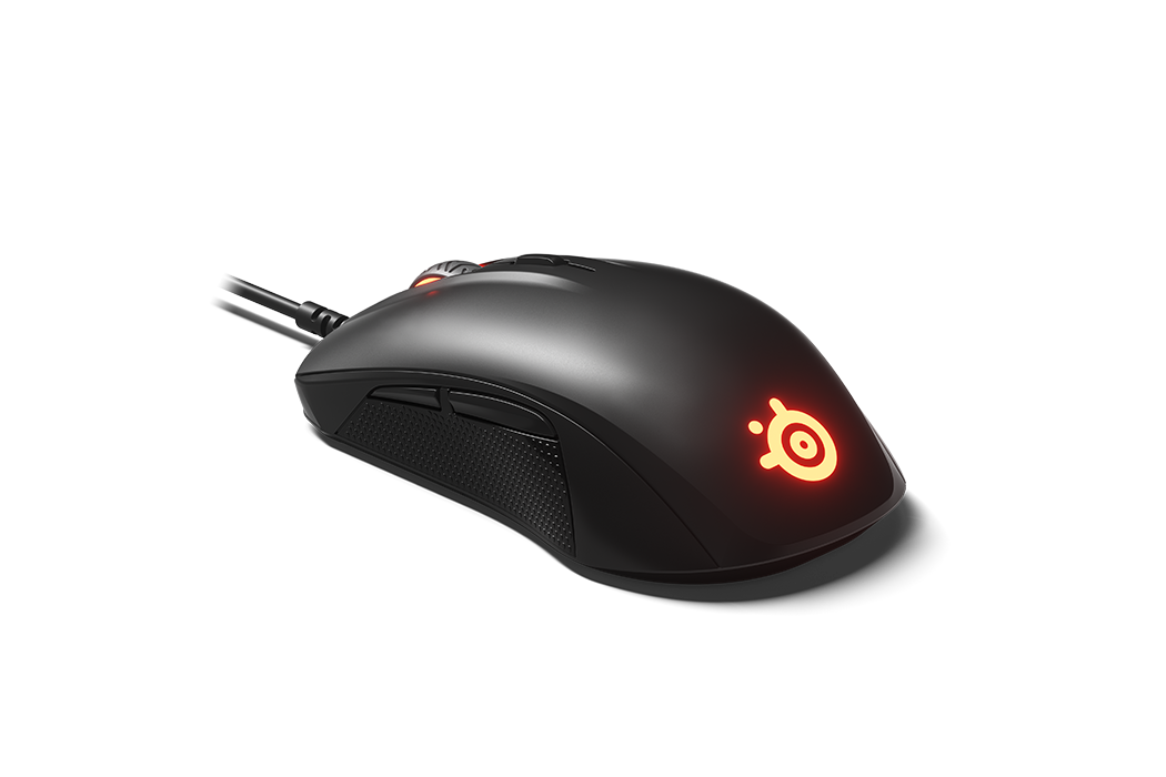 SteelSeries Introduce il Nuovo Rival 110 TruMove1 Gaming Mouse