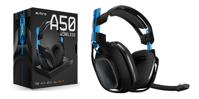 Astro A50 - Headset Wireless
