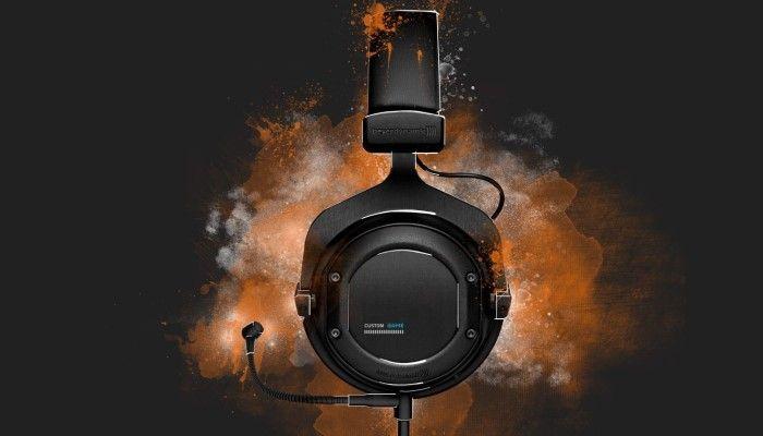 Custom Game Headset Della Beyerdynamic