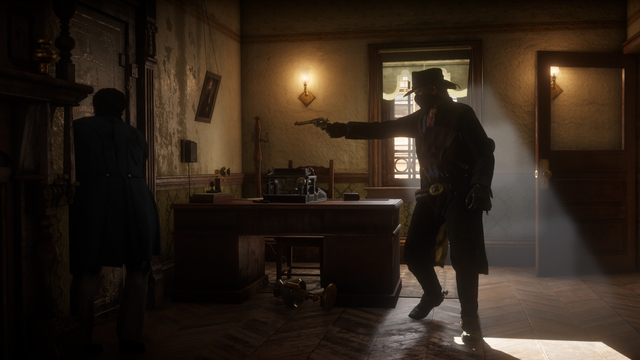 Come funziona l' Onore in Red Dead Online
