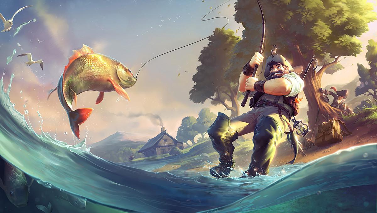 Meccaniche di base del fishing, dove andare a pescare e come fare soldi pescando