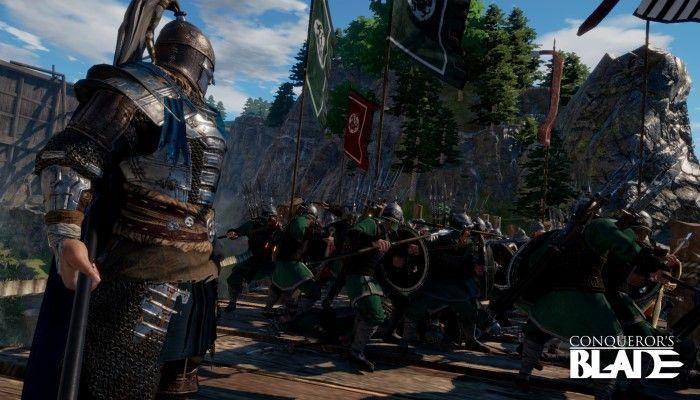 Come gatherare le risorse in maniera efficiente in Conqueror's Blade