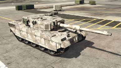 Dove trovare il carro armato Rhino in GTA 5 Online