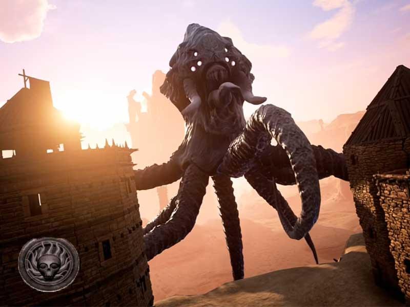 Wipe delle strutture illegali e abilitazione degli Avatars con la nuova patch di Conan Exiles