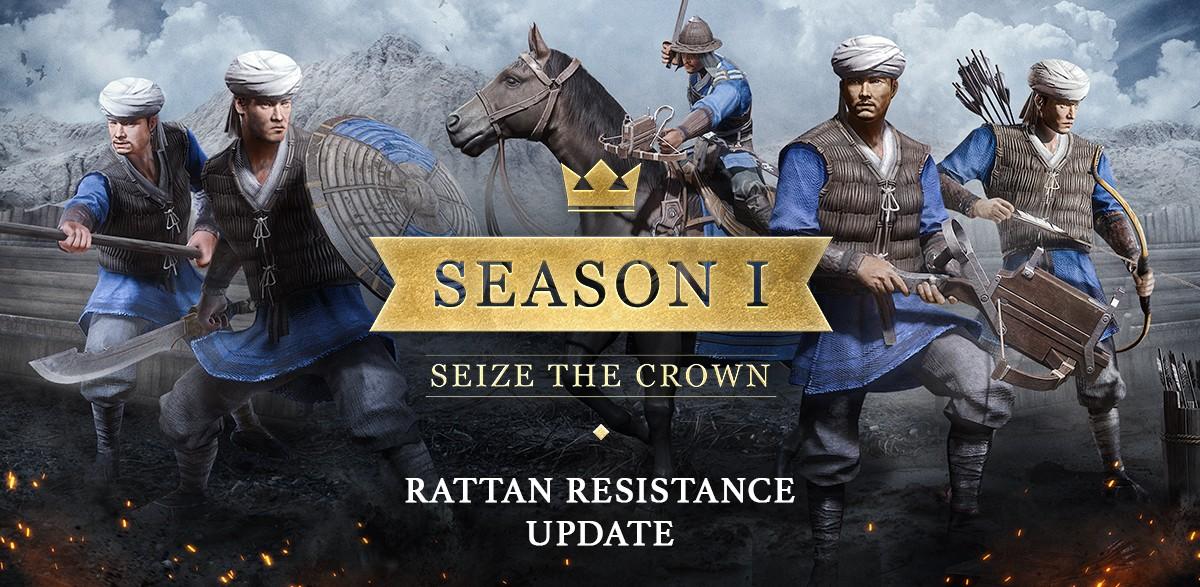 Rilasciata la Rattan Resistance Update per Conquerors Blade