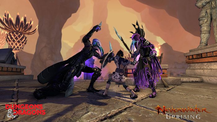 Neverwinter Uprising arriva su PS4 ed XBox One
