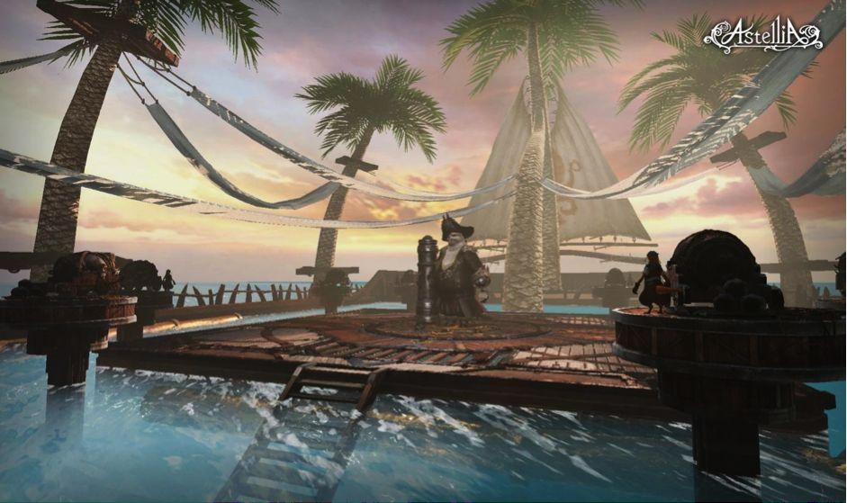 Astellia Palat Coast, il nuovo aggiornamento in arrivo entro fine anno