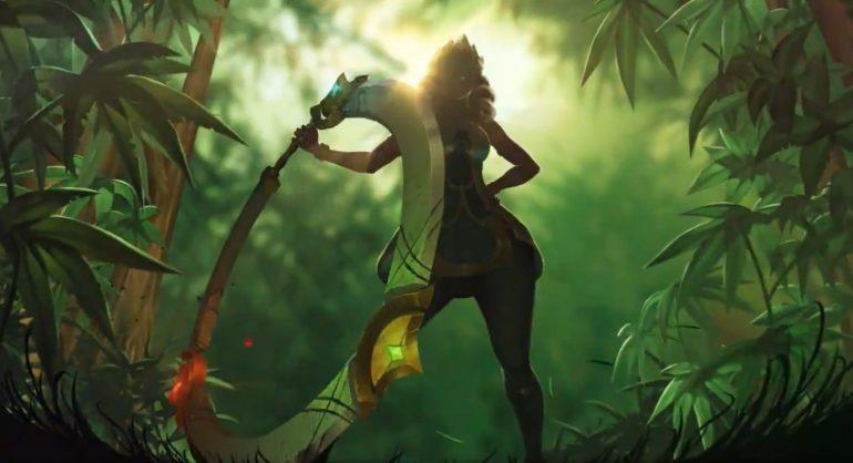Qiyana sara' il nuovo Champion di League of Legends, ecco il Teaser e le prime informazioni