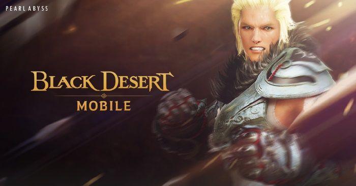 Arriva lo Striker su Black Desert Mobile, siete pronti a padroneggiare le Arti Marziali?