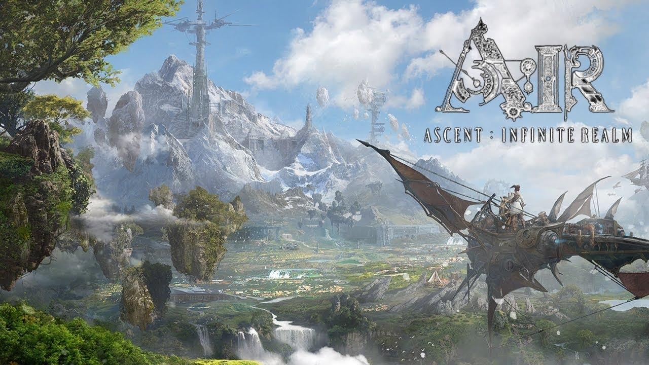 Ascent: Infinite Realm presenta i recenti cambiamenti al sistema di combattimento