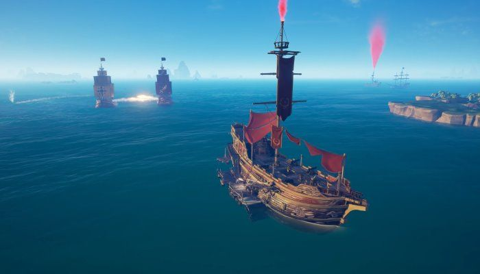 Mostrato il Gameplay dell' Arena di Sea of Thieves nell'ultimo Stream