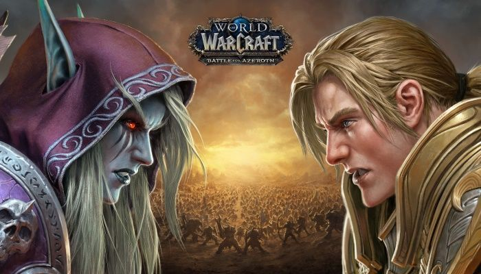 Battle for Azeroth vende 3.4M di copie, Record per il Day-One