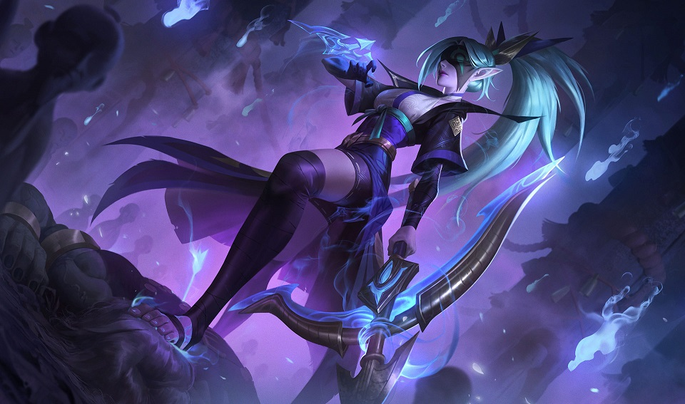 Il festival Fiore Spirituale arriva in League of Legends e Legends of Runeterra