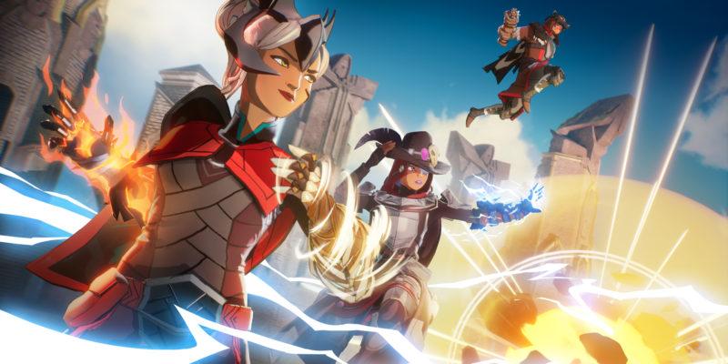 The Gathering Storm arriva su Spellbreak e aggiunge nuovi contenuti e Talenti
