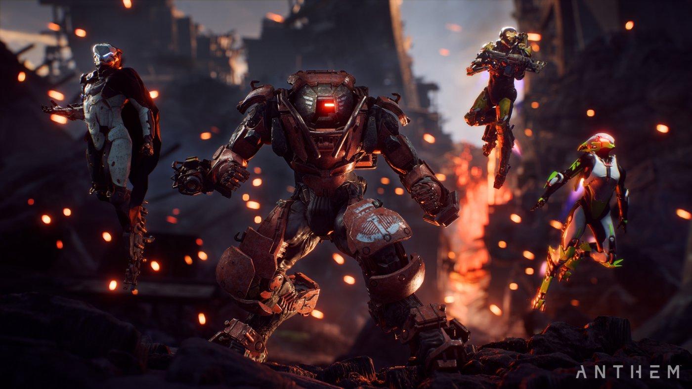 La BioWare ammette che Anthem ha avuto un avvio difficile