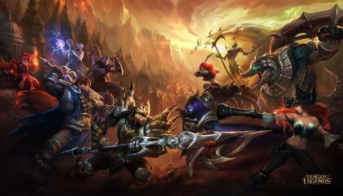 Riot Games Vs Bots