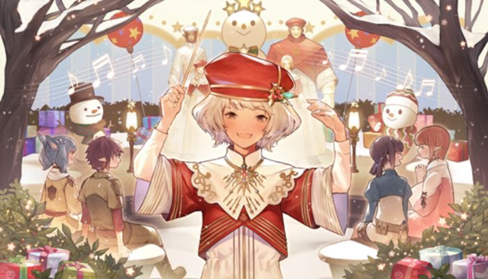 Parte la Starlight Celebration di Final Fantasy XIV