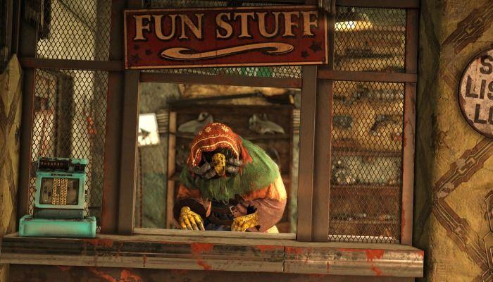 Introdotta La Collezionista di Fallout 76, un nuovo commerciante Leggendario