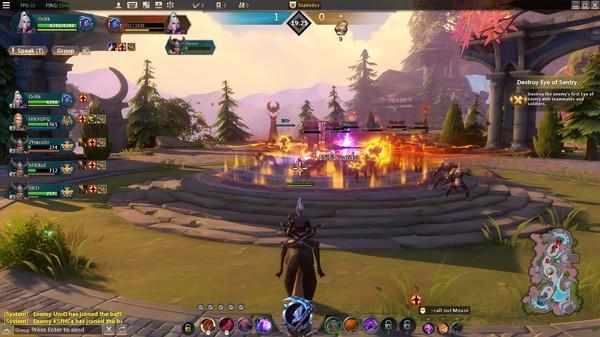 Endless Battle Online e' il nuovo MOBA in terza persona sviluppato da Netdragon