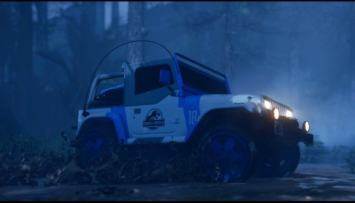 Arriva il Nuovo Car Pack DLC a Tema Jurassic World