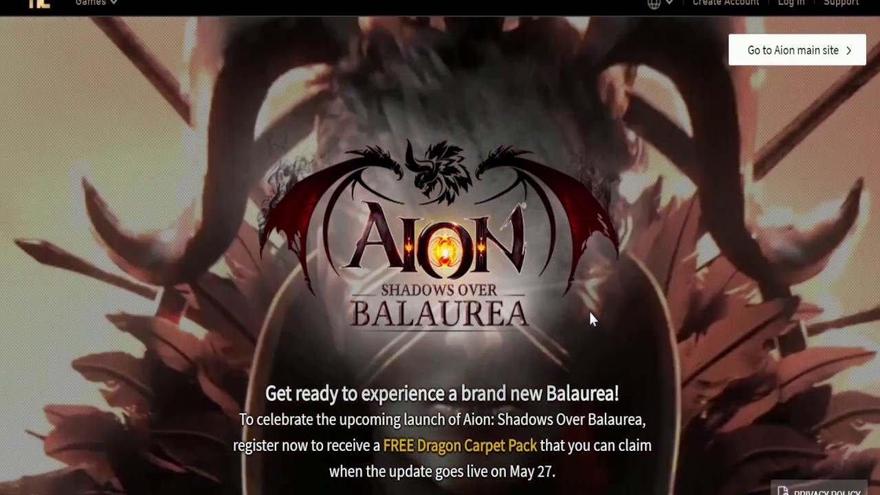 Con Shadow Over Balaurea i giocatori del NA di Aion potranno trovare cambiamenti a Gemstones, Runestones e Renown