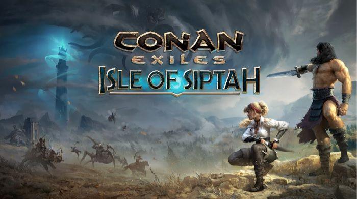 Isle of Sptah, la nuova espansione di Conan Exiles arriverà il 15 Settembre