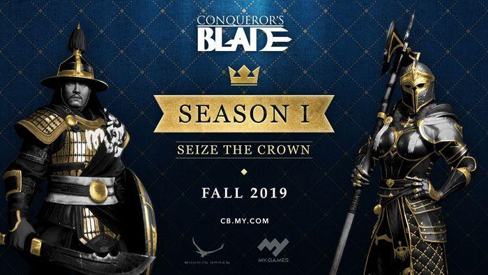 Pubblicati i dettagli della prima Stagione di Conqueror's Blade