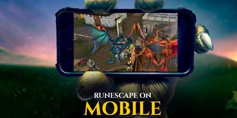 Mostrato il gameplay di RuneScape Mobile su iOS in un nuovo video degli sviluppatori