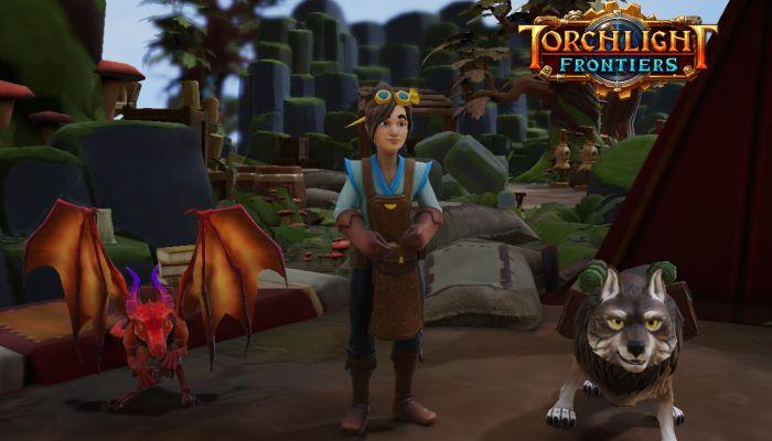 La nuova Update di Torchlight Frontiers arrivera' il 16 Luglio