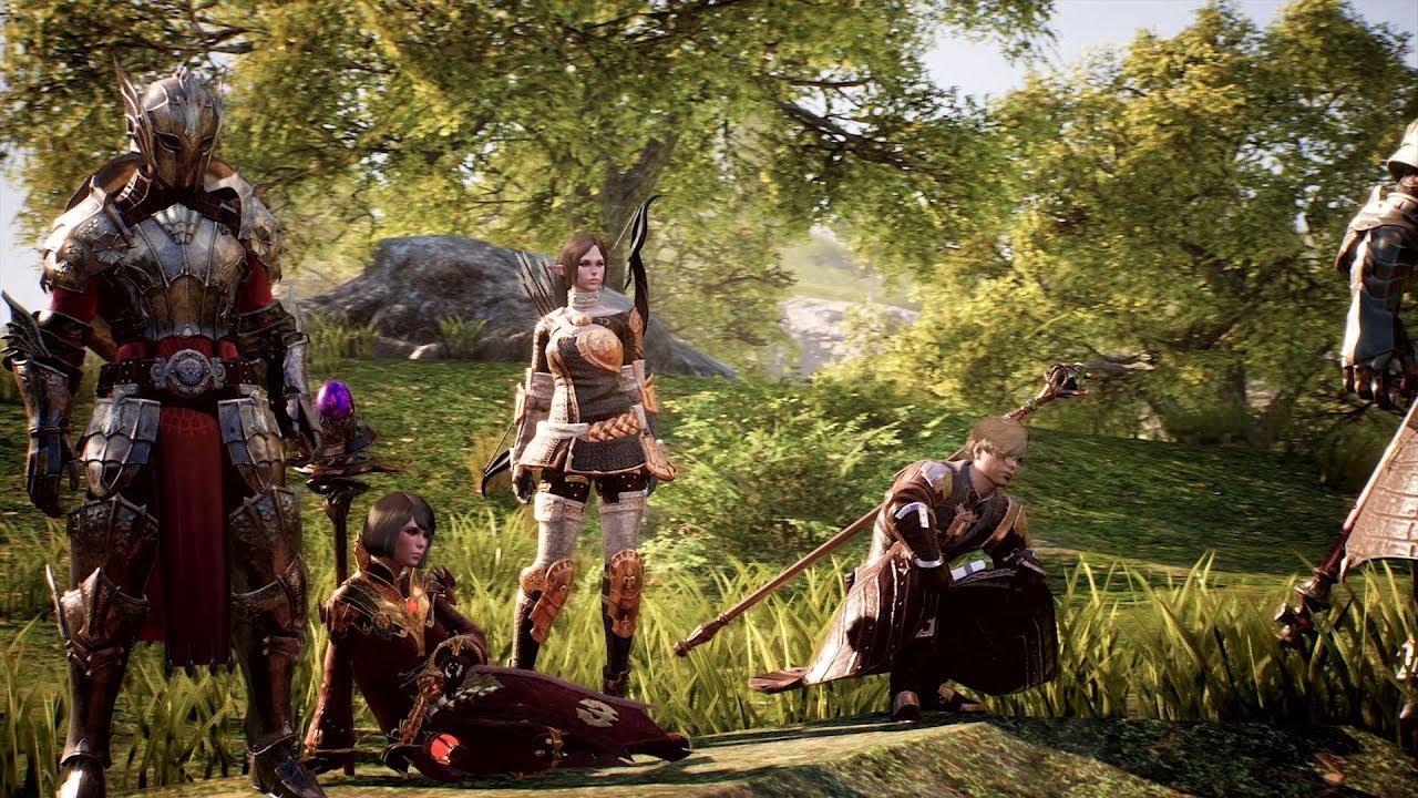 Bless Unleashed in arrivo il 22 Ottobre su PS4