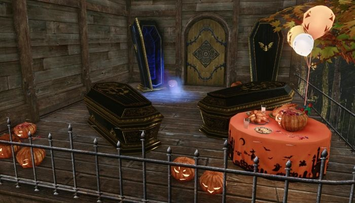 Evento Di Halloween - Hallowtide