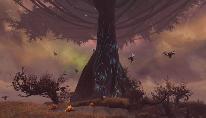 La Blizzard Smentisce che servira' un SSD per giocare a Shadowlands di WoW