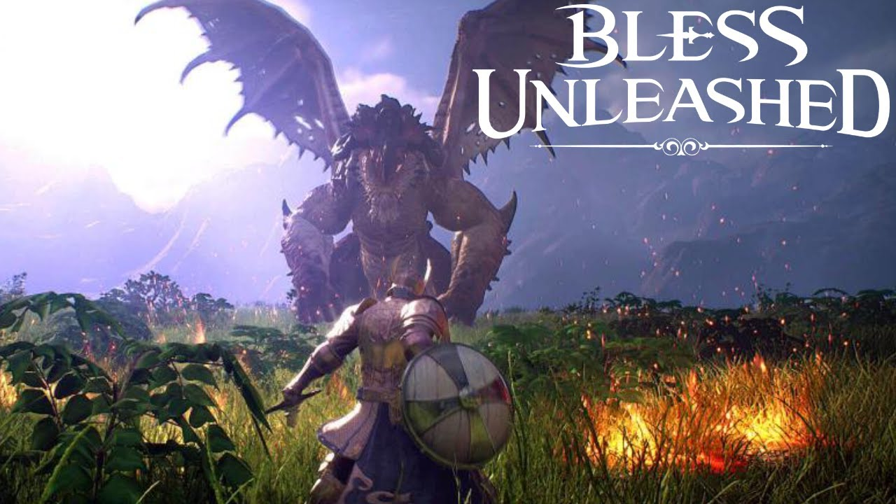 Bless Unleashed parte col secondo closed beta test su PC