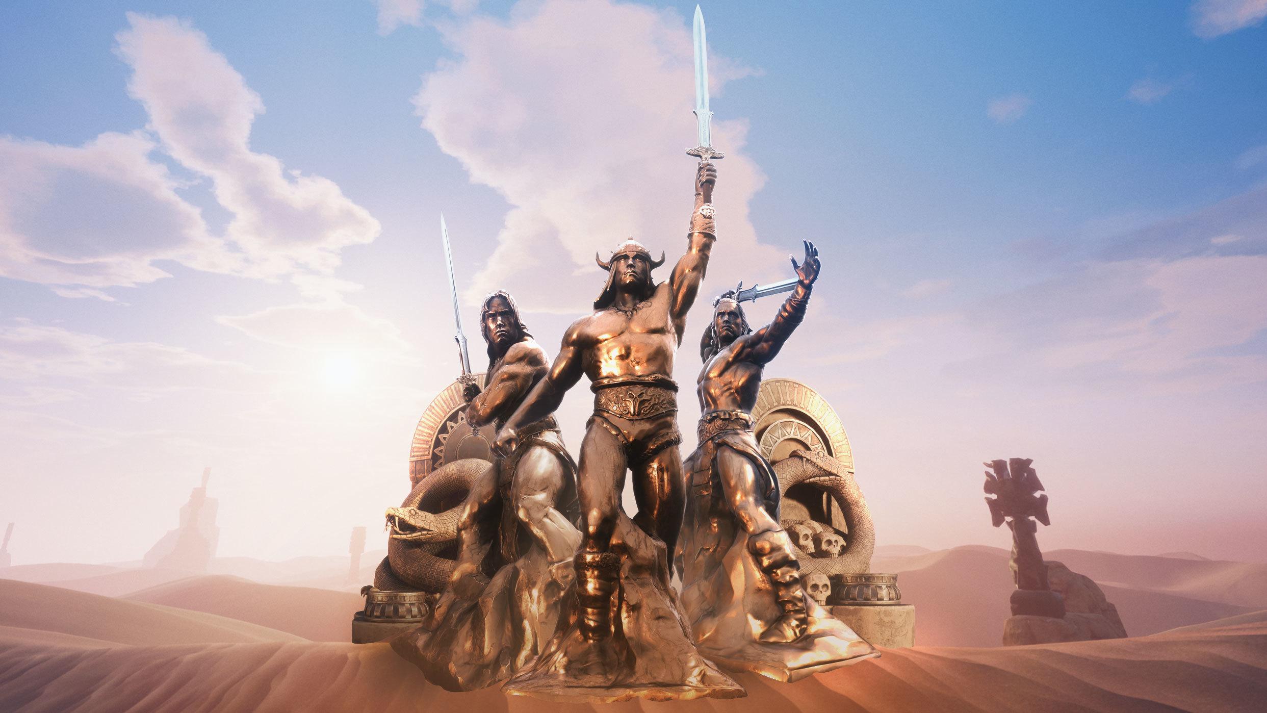 Conan Exiles celebra il film Conan il Barbaro con il nuovo DLC Riddle of Steel