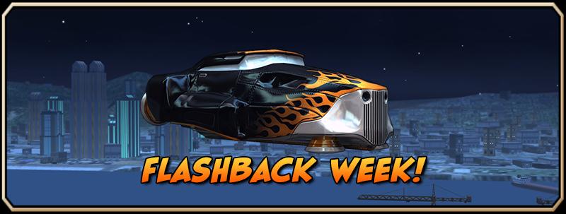 Flashback Week