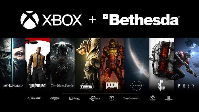 La Microsoft ha acquisito la Zenimax, compagnia parente della Bethesda