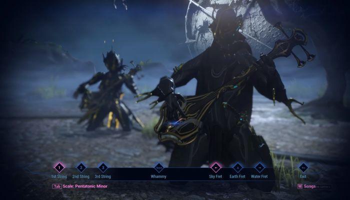 Warframe invita i giocatori a dimostrare la loro abilita' con lo Shawzin
