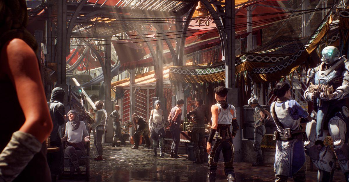 La BioWare conferma che stà per arrivare un grande aggiornamento di Anthem