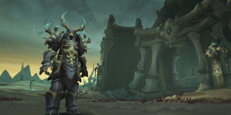 La Blizzard sta' indagando sui problemi dei Server di World of Warcraft: Shadowlands