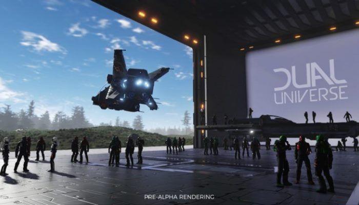 Nuove informazioni sulla Alpha 2 di Dual Universe