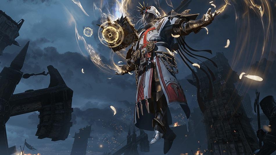 Rilasciata la nuova classe Holy Knight per la versione Koreana di Lost Ark