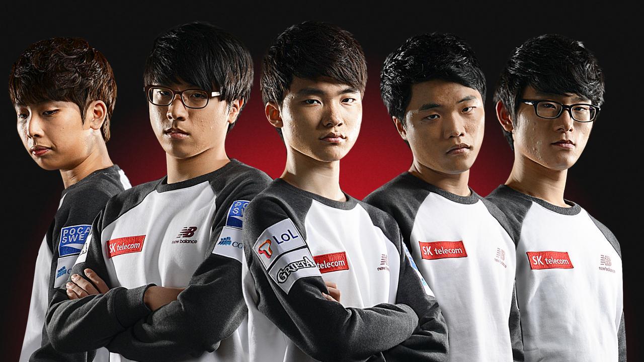 Sorprendente Serie Negativa Per SK Telecom T1