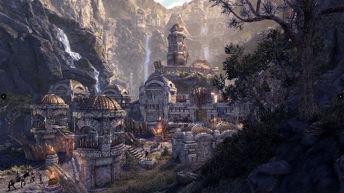 Arriva Markarth, la conclusione del Dark Heart of Skyrim di ESO