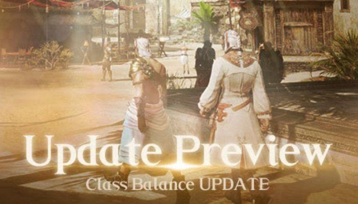 Nuovo aggiornamento di Bless Online - Bilanciamenti alle Classi