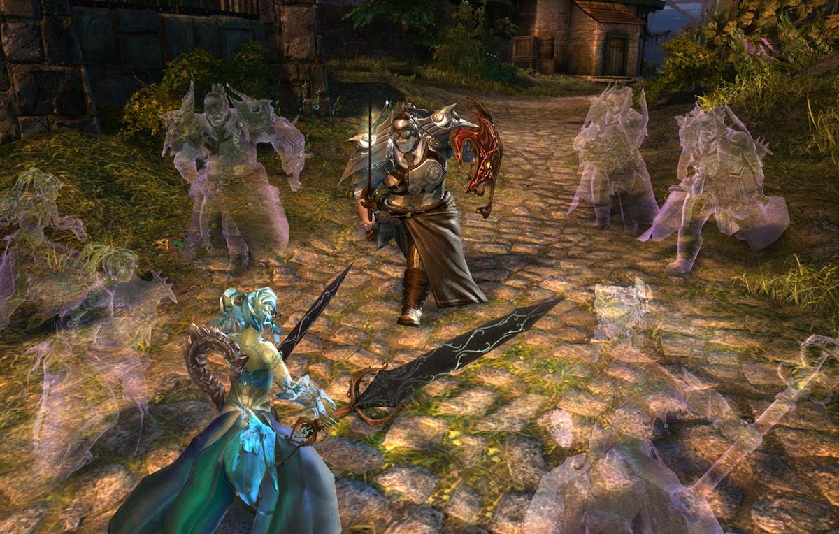Guild Wars 2 a breve smettera' di supportare il Mac a casa dei problemi con OpenGL